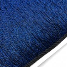 Бахрома металлизированная. Цвет: Синий. Артикул: M8