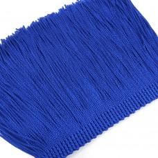 Бахрома вискозная. Цвет: синий. Артикул: BV10-8