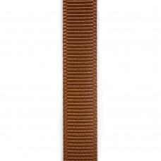 Лента репсовая 9 мм. Цвет: коричневый. Артикул: РЛ-846.