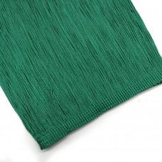 Бахрома вискоза 20 см. Цвет: зеленый. Артикул: BV20-13