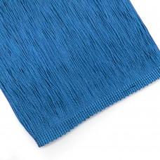 Бахрома вискоза 20 см. Цвет: голубой. Артикул: BV20-15