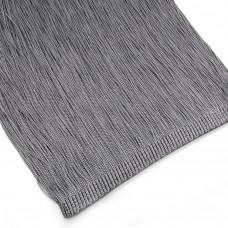 Бахрома вискоза 20 см. Цвет: серый. Артикул: BV20-2
