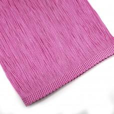 Бахрома вискоза 20 см. Цвет: розовый. Артикул: BV20-4
