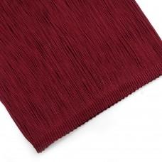 Бахрома вискоза 20 см. Цвет: бордовый. Артикул: BV20-7