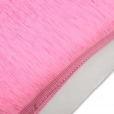 Бахрома нейлон 20 см. Цвет: розовый. Артикул: BN20-4