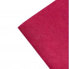 Фетр жесткий, 1 мм. Цвет: малиновый. Артикул: 5.