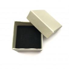 Коробочка подарочная 5х5 см. Цвет: бежевый. Артикул: K5-5-2