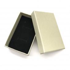 Коробочка подарочная 5х8 см. Цвет: бежевый. Артикул: K5-8-10