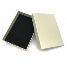 Коробочка подарочная 7х9 см. Цвет: бежевый. Артикул: K7-9-3