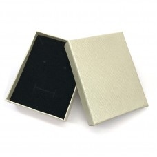 Коробочка подарочная 8х11 см. Цвет: бежевый. Артикул: K8-11-3