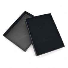 Коробочка подарочная 12х16 см. Цвет: черный. Артикул: 19-0.