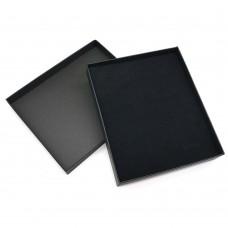 Коробочка подарочная 16х19 см. Цвет: черный. Артикул: 26-0.