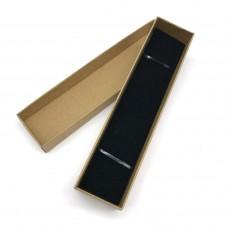 Коробочка подарочная 17х4 см. Цвет: крафтовый. Артикул: 28-0.