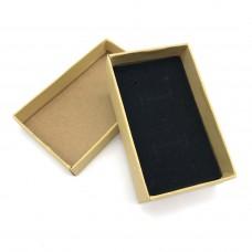 Коробочка подарочная 5х8 см. Цвет: крафтовый. Артикул: 2-0.