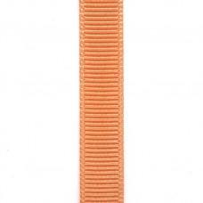 Лента репсовая 9 мм. Цвет: персиковый. Артикул: РЛ-720.