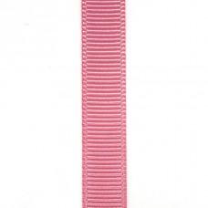 Лента репсовая 9 мм. Цвет: розовый. Артикул: РЛ-149.