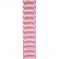 Лента репсовая 9 мм. Цвет: светло-розовый. Артикул: РЛ-154.