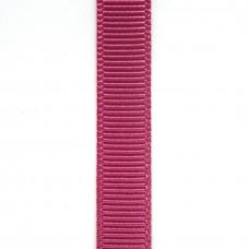 Лента репсовая 9 мм. Цвет: малиновый. Артикул: РЛ-185.