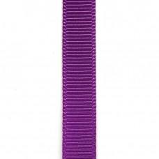 Лента репсовая 9 мм. Цвет: ультрафилетовый. Артикул: РЛ-467.