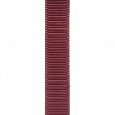 Лента репсовая 9 мм. Цвет: бургунди. Артикул: РЛ-277.