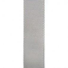 Лента репсовая 15 мм. Цвет: светло-серый. Артикул: РЛ15-007.