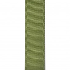 Лента репсовая 15 мм. Цвет: травяной. Артикул: РЛ15-563.