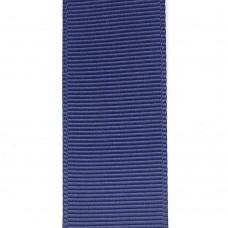 Лента репсовая 25 мм. Цвет: синий. Артикул: Р25-371
