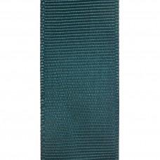 Лента репсовая 25 мм. Цвет: темно-изумрудный. Артикул: Р25-347.