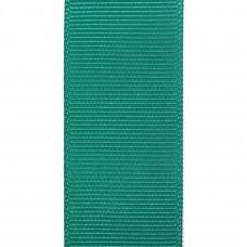 Лента репсовая 25 мм. Цвет: бирюзовый. Артикул: Р25-342.