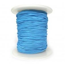 Шнур нейлоновый. Цвет: голубой. Артикул: ШП-22