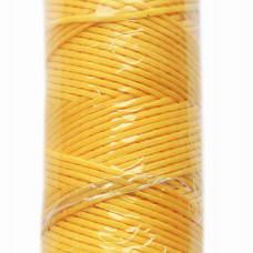 Вощеные нитки. Цвет: желтый. Артикул: 1627