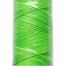 Вощеные нитки. Цвет: ярко-зеленый. Артикул: 602