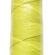 Вощеные нитки. Цвет: ярко-желтый. Артикул: 994