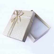 Коробочка подарочная для украшений