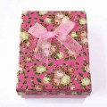 Коробочка подарочная для украшений. Цвет: розовый. Артикул: КА-3